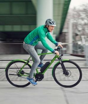 Elektrische fietsen – zwakkere verkeersdeelnemers of toch niet
