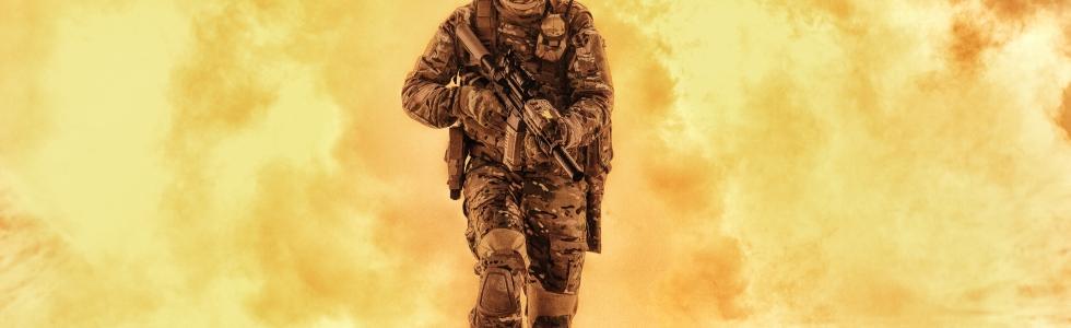 Militairen lopen letsel op door hitte bij training